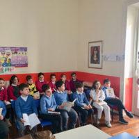 In classe con Madame Turandot